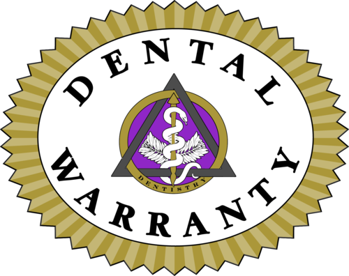 Dental Warranty Logo Standard